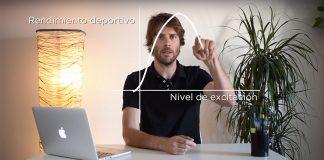 Miguel Santolaya. Nivel de activación.