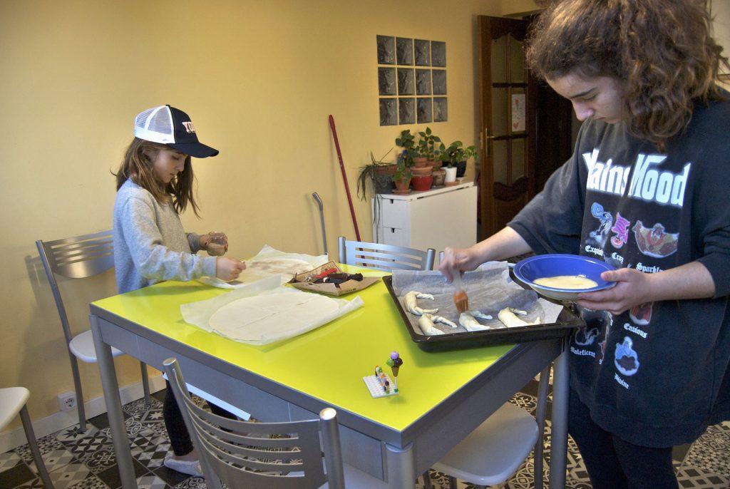 Cocinar se puede convertir en una gran experiencia y en toda una fuente de conocimiento ©Silvia García