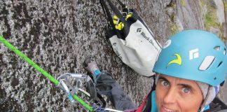 """Sílvia Vidal en """"Sincronia Màgica"""", en el Cerro Chileno Grande. ©Sílvia Vidal"""