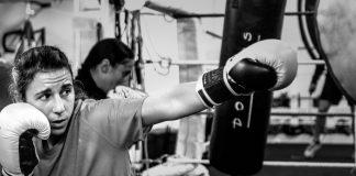 Fátima boxeo