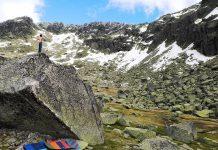 Hoya Moros, en la Sierra de Candelario, a más de 2000 m de altitud, se encuentra en una finca privada, actualmente en vente. Foto: Manu Ponce.