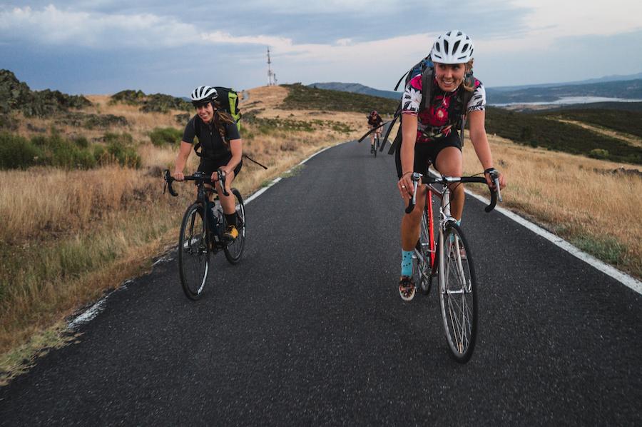 Diferentes bicis, mismas sensaciones.